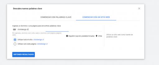 Fundamentos del posicionamiento web -escanear el sitio web